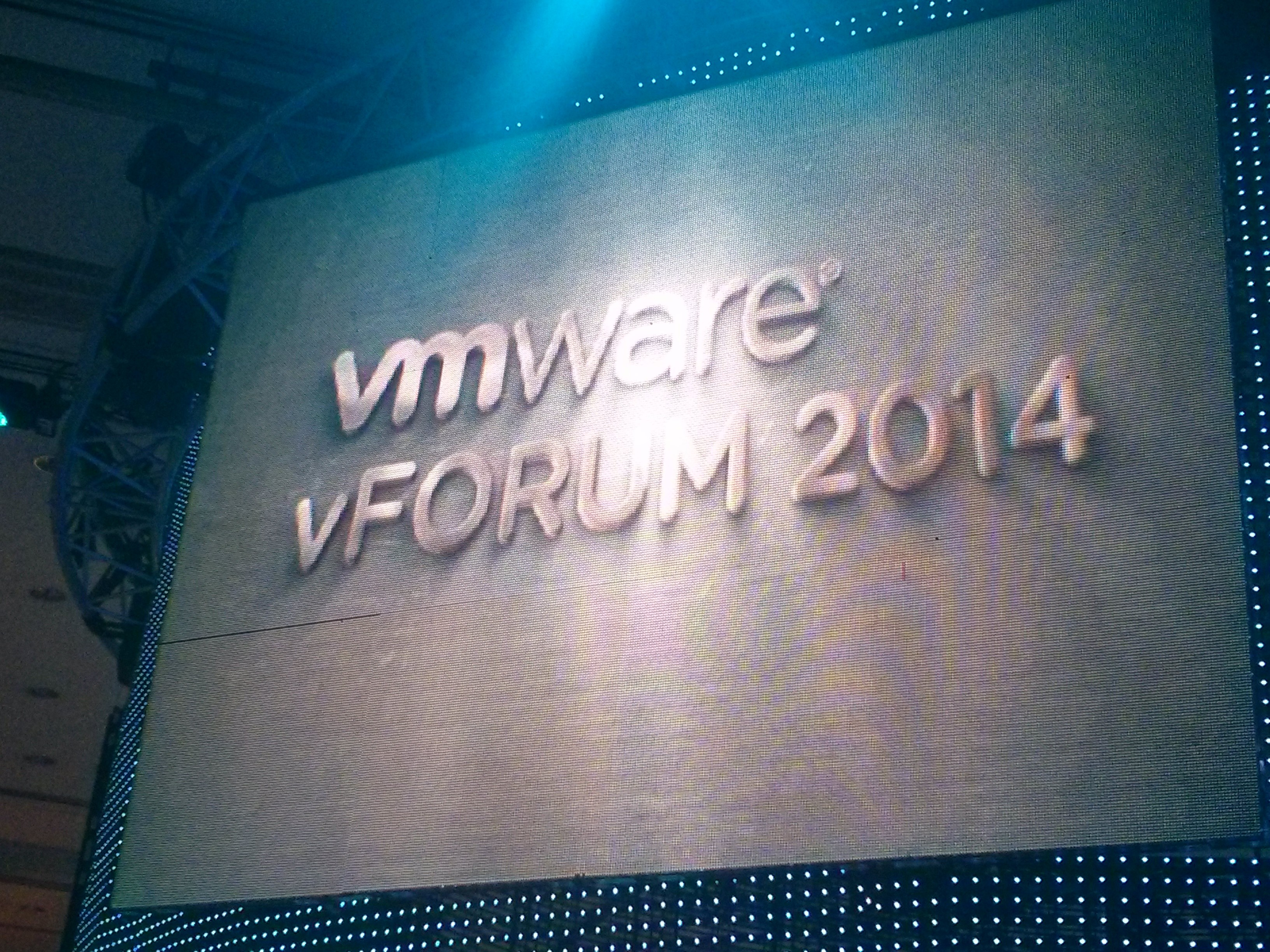 VMware vForum 2014 America Group